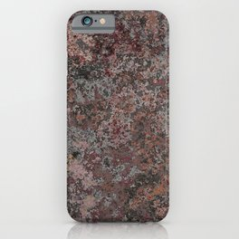 Lichen 03 iPhone Case