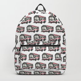 Toronto Transit Buses Backpack