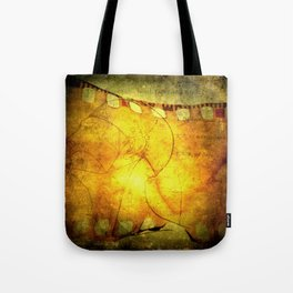Innermost Thoughts Tote Bag