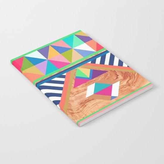 WOODY II Notebook
