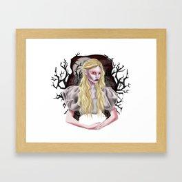 After Nightfall Framed Art Print