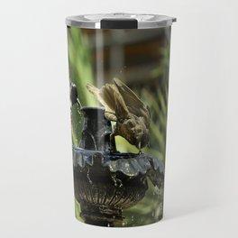 Rowdy Bird Bath Travel Mug
