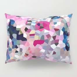 Pink Moon Love Pillow Sham