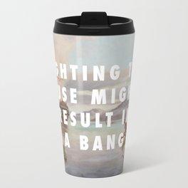 Lighting the Boyd Travel Mug