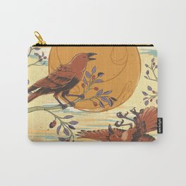 JINWU (three-legged crows) Carry-All Pouch