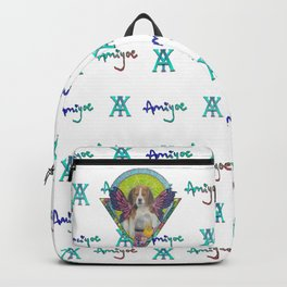 Dog&Butterfly Backpack