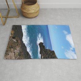 Coast of Honolulu Rug