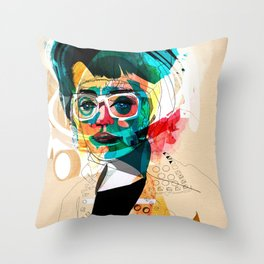 270113 Throw Pillow