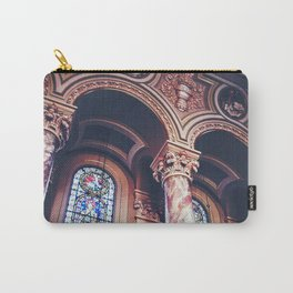 Cathedral Glass Carry-All Pouch