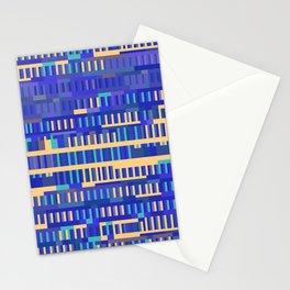 Beethoven Moonlight Sonata (Blues) Stationery Cards