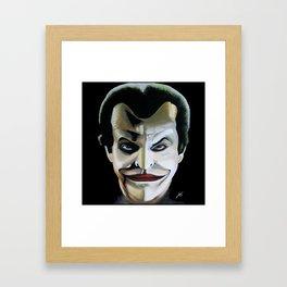 actors Framed Art Print
