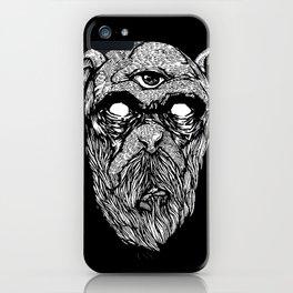 Bearded Ape r2 iPhone Case
