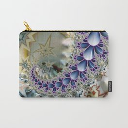 Birth of the Sea Slugs Fractal Carry-All Pouch