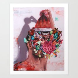 PLAY 2 / Release Art Print