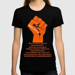 Julien Langlois chandail T-shirt
