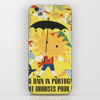 portugal iPhone & iPod Skins featuring Portugal by Kathead Tarot/David Rivera