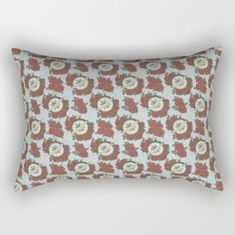 Let Your Heart Be Your Compass Pattern Rectangular Pillow