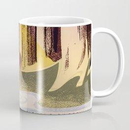Wild Life - National Parks Preserve All Life Coffee Mug