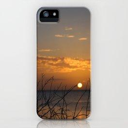 Sun in Holbox iPhone Case