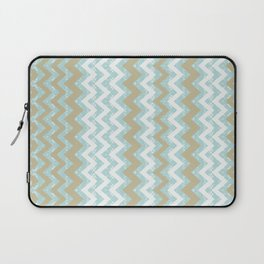 Chevrons and Dots Laptop Sleeve