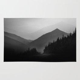 Dusky Mountains Rug
