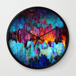 Everything is nothing (therefore it was beautiful) Wall Clock