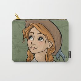 """Anne With an """"E"""" Carry-All Pouch"""