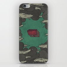 Weather the Storm iPhone Skin