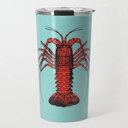 Spiny Lobster Travel Mug