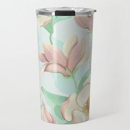 magnolia bloom - fairy version Travel Mug