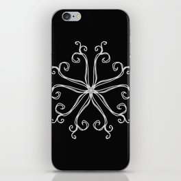 Five Pointed Star Series #10 iPhone Skin