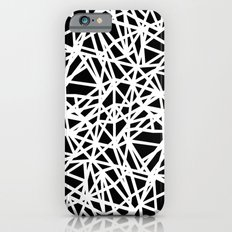 Ab Upside down Black iPhone 6s Slim Case