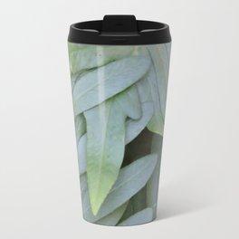 TEXTURES -- Ferns Enfolded Travel Mug
