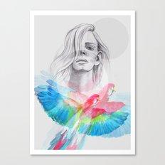 Nadine Canvas Print