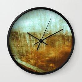 Getting Lost Wall Clock