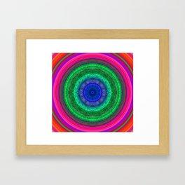 DMT Framed Art Print