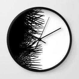 Side Fringe Wall Clock