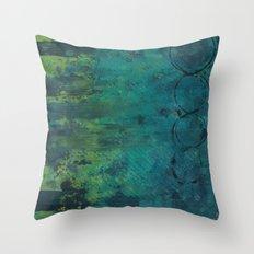 Swamp Fetish Throw Pillow