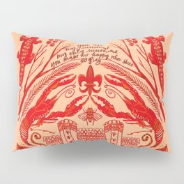 Baton Rouge Pillow Sham