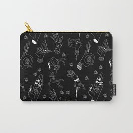 Eye Gotta Hand It To You (Hello Darkness Edition) Carry-All Pouch