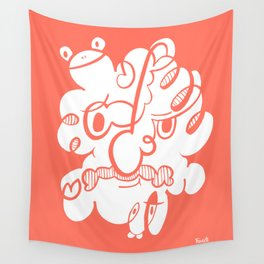 Doodle of the day VIII Wall Tapestry
