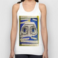 great gatsby Tank Tops featuring Gatsby by Jstone14