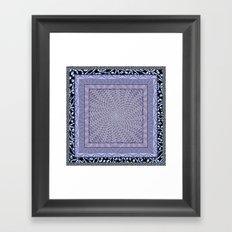 Locomotion Framed Art Print