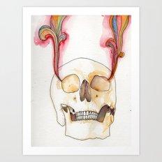 Soul Escape Art Print