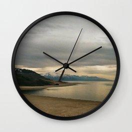 Antelope Island Wall Clock