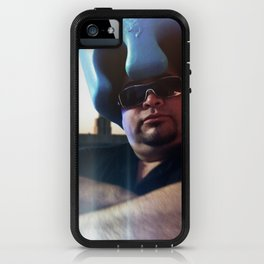 Superheroes SF iPhone Case