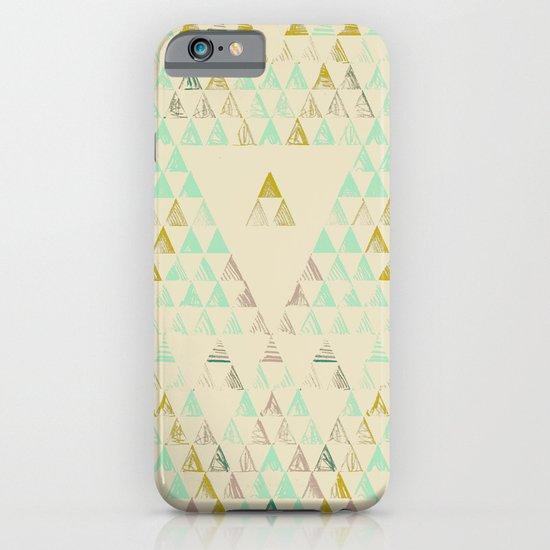 Triangle Lake iPhone & iPod Case
