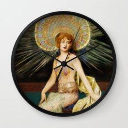 Myrna Darby Wall Clock