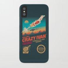 Crazy Ivan Slim Case iPhone X