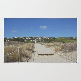 Sandy Walk  Rug